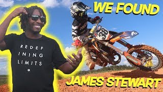 We Found James Stewart! Exclusive 2018 Interview and Ride Day at Stewart Compound
