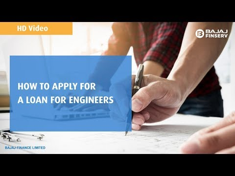 Apply Now for Bajaj Finserv Engineer Loan