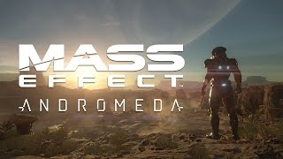 MASS EFFECT: ANDROMEDA - Announce Trailer