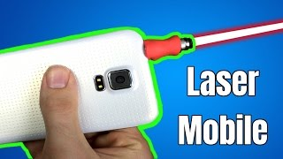 How to Make DIY Laser for your Smartphone