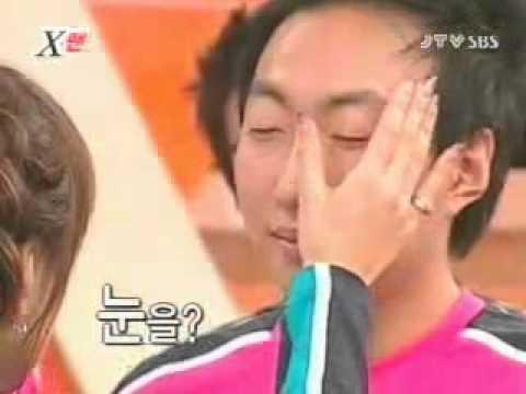 Xman Dangyunhaji   Chae Yeon vs Park Myung Soo