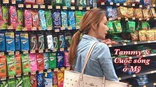 MUA ĐỒ ĂN VẶT Ở MỸ (American Snacks) Bánh Kẹo Thức Ăn Vặt Mỹ - Cuộc sống ở Mỹ