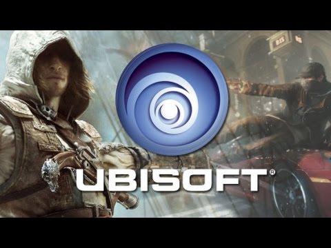 Chronique : Histoire d'Ubisoft - YouTube