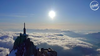 The Blaze live at Aiguille du Midi in Chamonix, France for Cercle