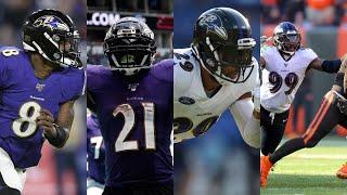 Baltimore Ravens   2019-20 Season Highlights ᴴᴰ