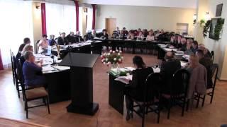 IV sesja Rady Gminy Dragacz kadencji 2014-2018 w dniu 31.03.2015 Tematy sesji:1. Sprawozdanie z wykona