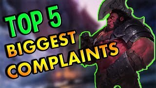 Top 5 Most Complained About Cards - Artifact