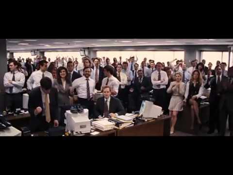 華爾街之狼激勵片段