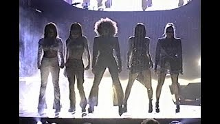 Spice Girls - Spice Up Your Life ( Billboard Music Awards - Dec. 08, 1997)