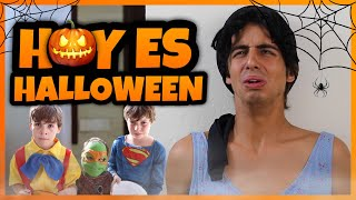 Daniel El Travieso - Mi Familia El Día De Halloween.