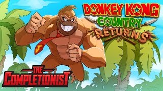 Donkey Kong Country Returns | The Completionist