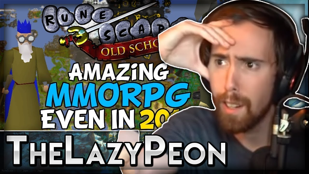 Asmongold Reacts to Why Old School RuneScape Is One Of The