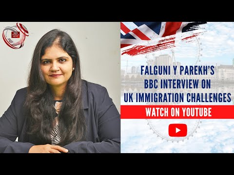 Our Solicitor during BBC Interview on UK Immigration Challenges