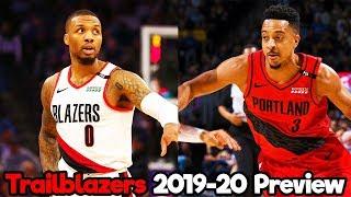 Portland Trailblazers 2019-20 NBA Season Preview