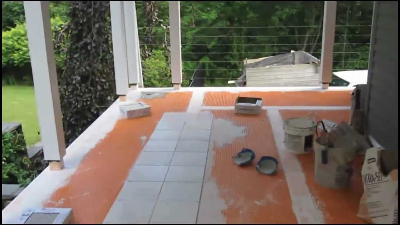 Repair Ceramic Floor Tile