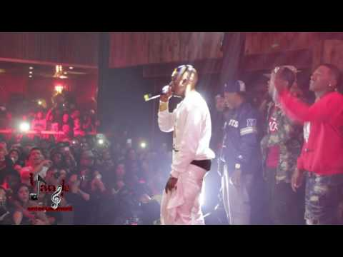 BOOSIE BASH DALLAS - BOOSIE BRINGS OUT WEBBIE, DORROUGH...FIGHT BREAKS OUT!! LIT SHOW!!