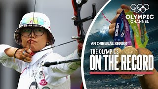 South Korea's Olympic Records in Womens Archery | The Olympics On The Record
