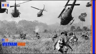 Historia ya vita vya Vietnam na Marekani -VIETNAM WAR-