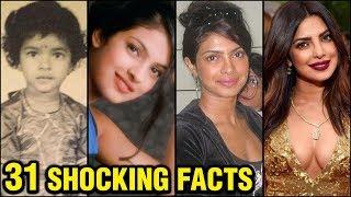 Priyanka Chopra 31 SHOCKING Unknown Facts | Miss World To Marriage | Happy Birthday Priyanka