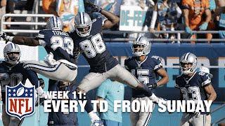 Watch Every Touchdown from Sunday (Week 11)   NFL RedZone