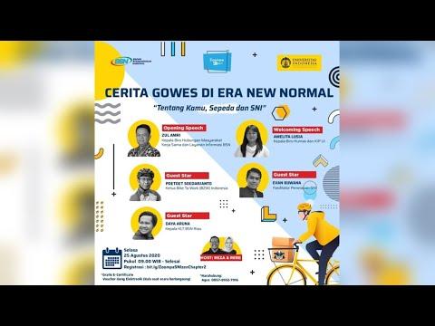 https://youtu.be/uHFl9Er2jt4Zoompa SNIzen Chapter 2 - CERITA GOWES DI ERA NEW NORMAL