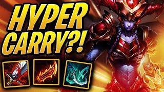 WRECKING w/ Hyper Carry SHYVANA & GNAR! | TFT | Teamfight Tactics | League of Legends Auto Chess