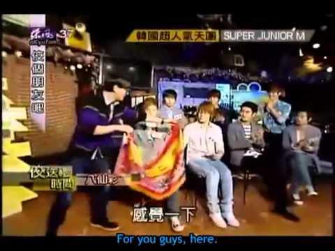 [Eng Sub] Let's Make a Friend - Super Junior M (1/4)