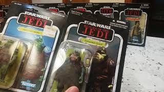 2018 Star Wars Vintage Collection