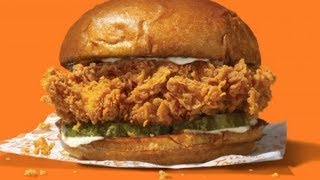 The Secret To Why Popeyes' Chicken Sandwich Is So Delicious