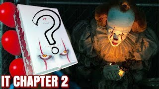 IT Chapter 3 Possible + Pennywise Sent Me A BOX