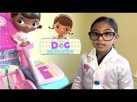 Doc McStuffins BEST EVER Compilation Videos    Toys Academy