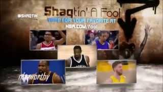 Best Of Inside The NBA & Shaqtin' A Fool 2014 2015 Season via. NBAWORTHY