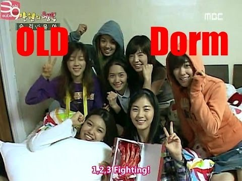 SNSD - All About Girls' Old Dormitory