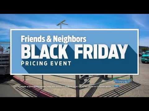 Salinas Valley Ford - Friends and Neighbors Black Friday Price Event