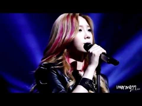 taeyeon take a bow
