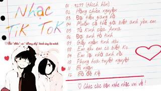 Nhạc Tiktok ♥ 9277 thích hôn ♥ Top những bài hát Hoa Ngữ hay nhất