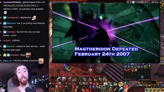 Asmongold Watches The Problem in the Mists (of Pandaria) by Preach Gaming