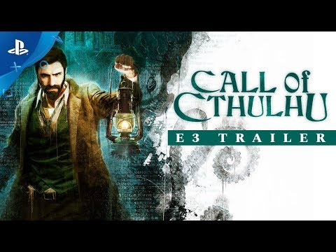 Call of Cthulhu: The Official Video Game Video Screenshot 5