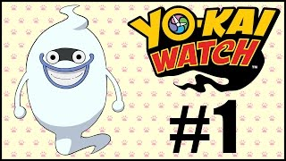 Yo-kai Watch - My First Yo-Kai (1)