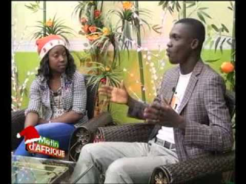 Matin d'Afrique 22 DEC 2014 ruth koffi