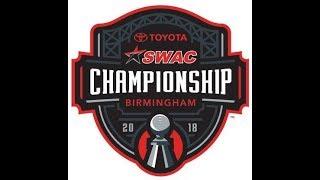 2018 SWAC Football Championship: Southern University Jaguars vs Alcorn State Braves