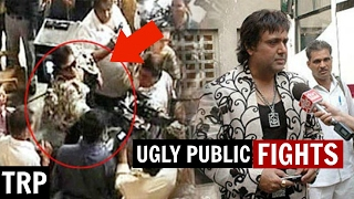 5 Bollywood Actors Who Got Into Ugly Public Fights