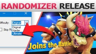 Randomizer & ULTIMATE Difficulty RELEASED! | Super Smash Bros. Ultimate