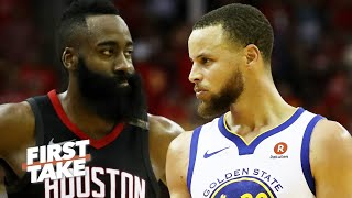 Steph Curry or James Harden: Who is the better player? | First Take