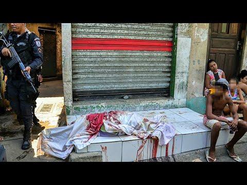 Unlawful Police Killings Undermine Law Enforcement in Brazil