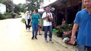 106 Tả Van ngồi làng đồng bào dân tộc tiểu số đẹp nhất nhì giữa nuí rừng Sapa, Lào Cai 21/06/2019