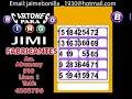 Bingo Publicitario Cartones FABRICANTE  JIMI BONILLA Lima Perú