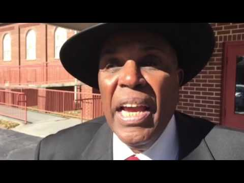Dr Durley on Ferguson's MLK Work