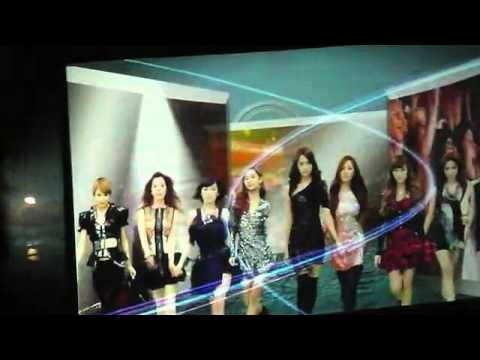 [FANCAM] 120520 SMTOWN Concert in LA - Opening VCR