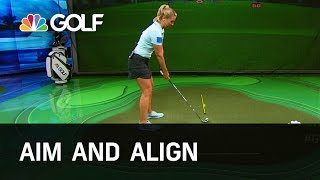 Aim and Align - Golf Channel Academy | Golf Channel